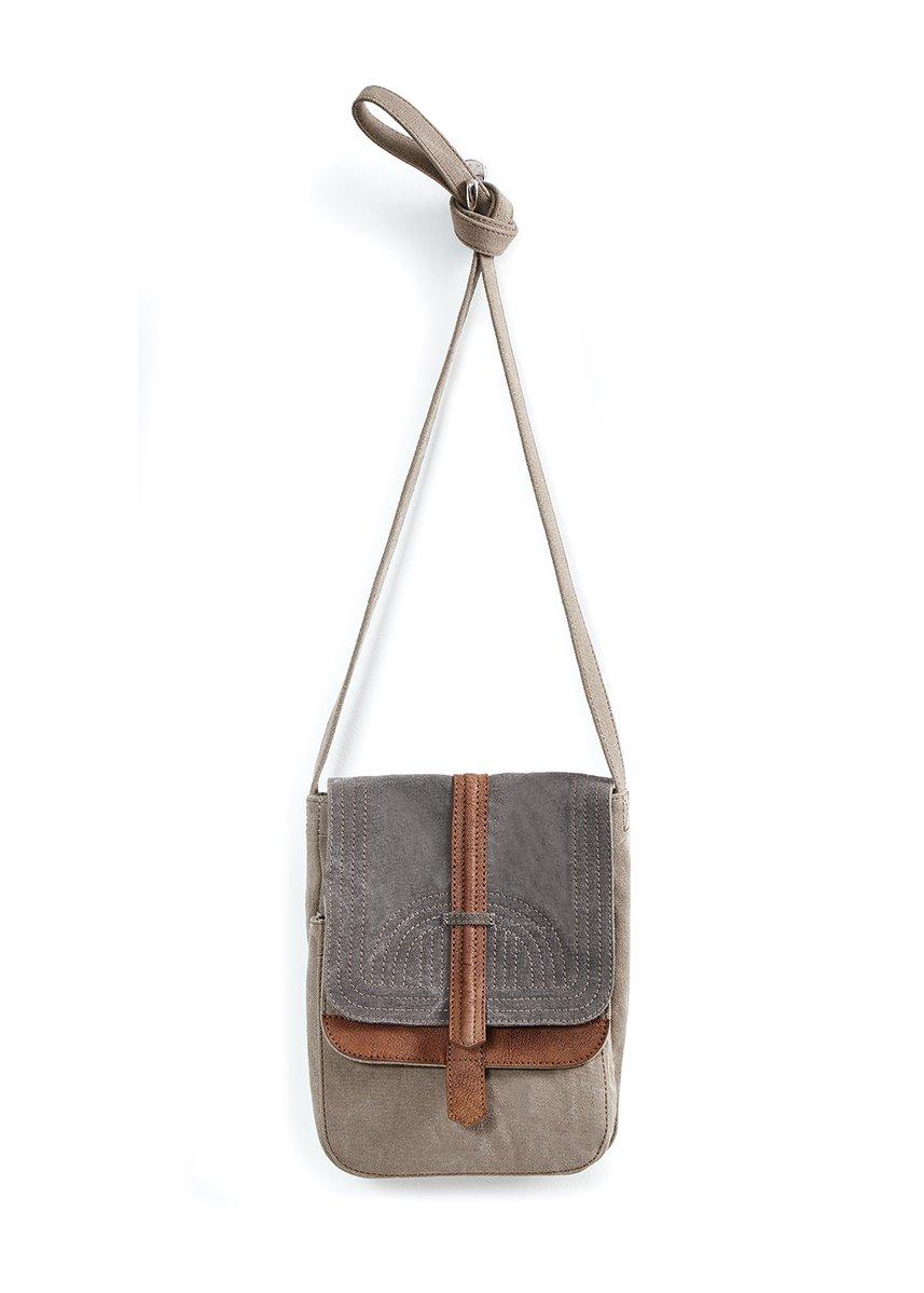 Mona B. Oakley Crossbody Bag