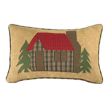 Cabin 12 x 20 Pillow with insert