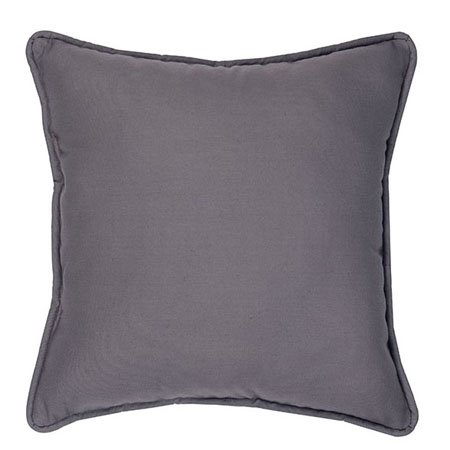 Salazar Silver Square Pillow
