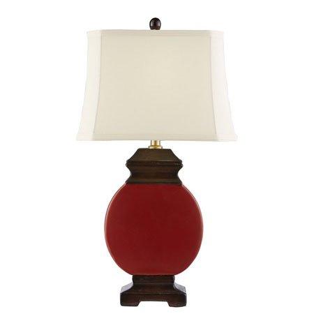 Merlot Ceramic Lamp
