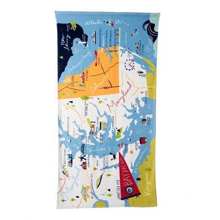 Spartina 449 Bay Dreams Beach Towel