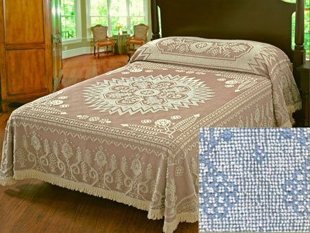 Spirit of America Standard Sham Blue