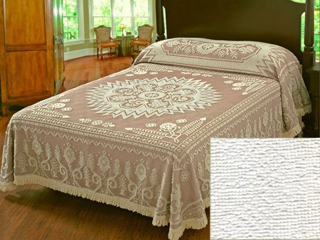 Spirit of America Standard Sham White