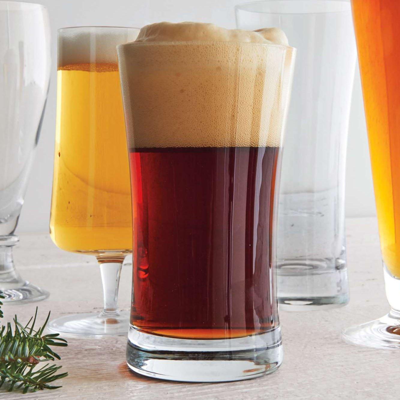 Schott Zwiesel Pint Beer Glass Set of 6