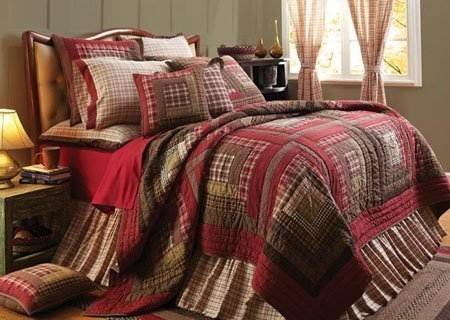 Tacoma Twin Quilt Set