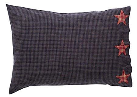 Arlington Pillow Cases with Border