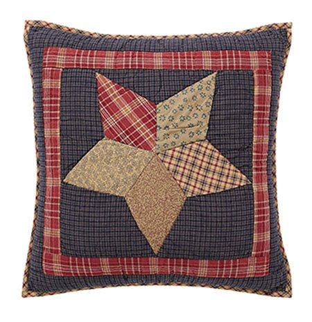 "Arlington 16"" Quilted Pillow"