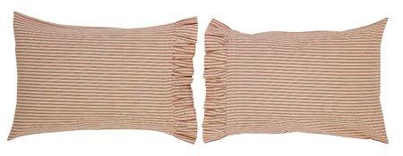 Breckenridge Ruffled Pillow Cases