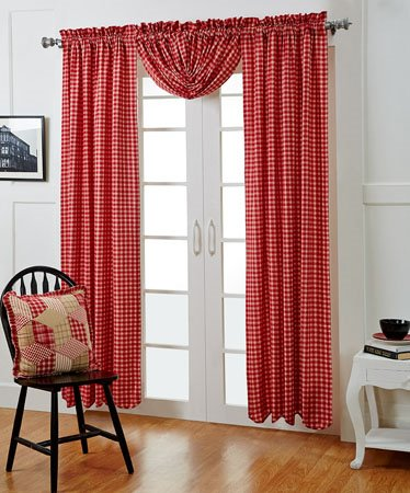 Breckenridge Balloon Valance
