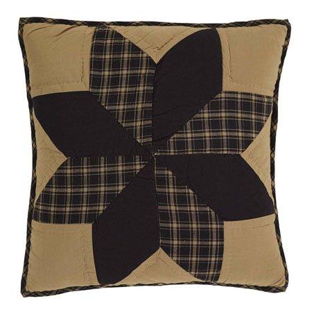 Dakota Star Quilted Pillow