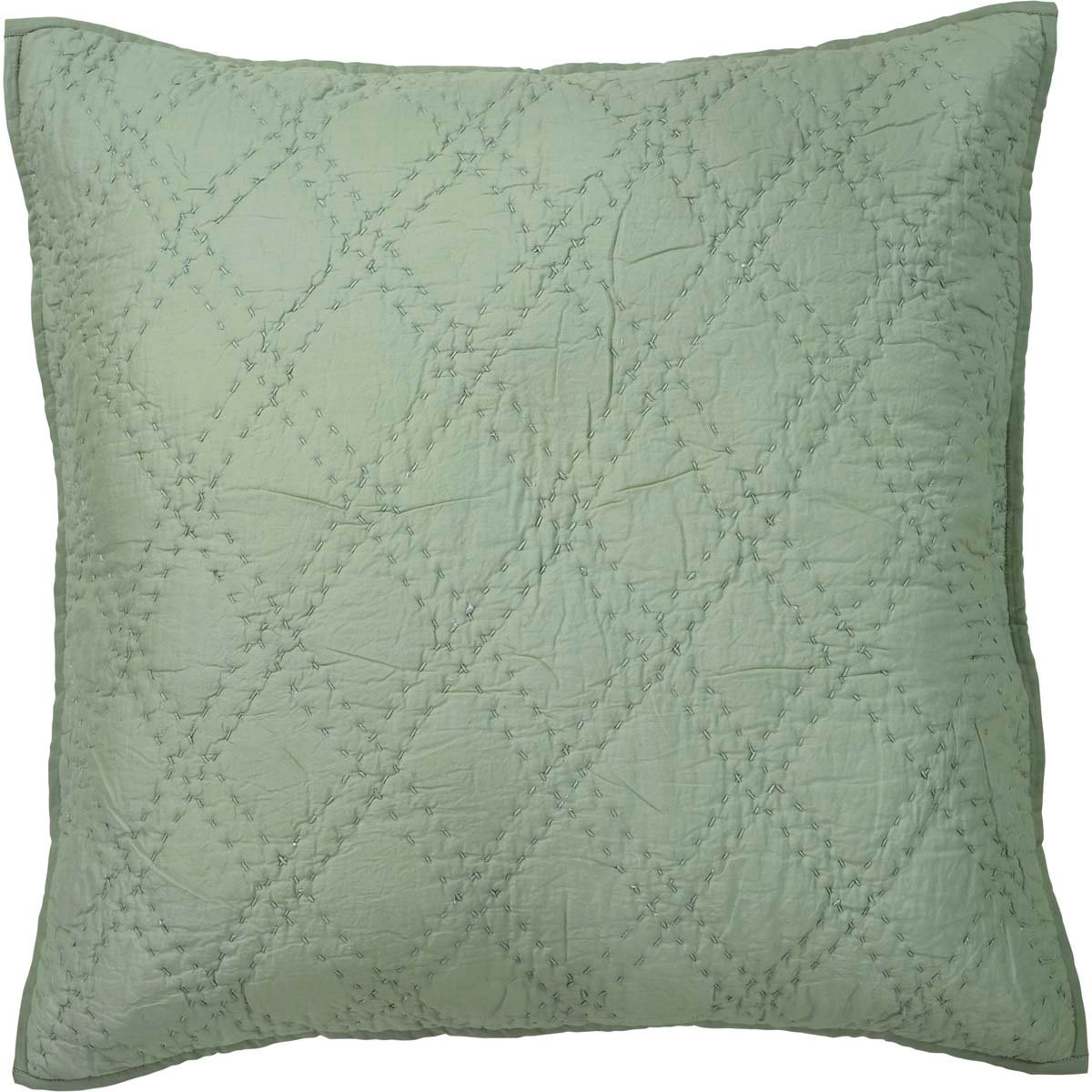 Casey Sea Glass Euro Sham