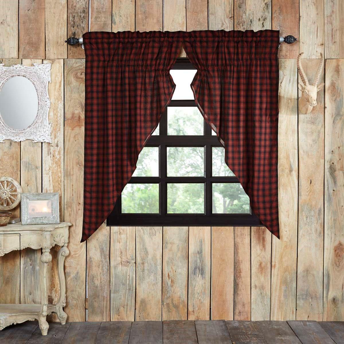 Cumberland Prairie Curtain set of 2 (63L x 36W)