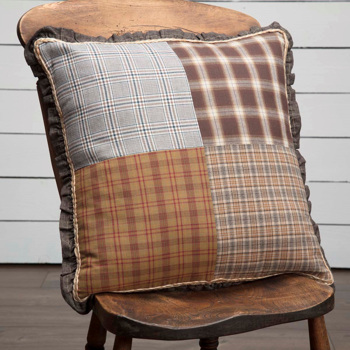 Rory Patchwork Pillow