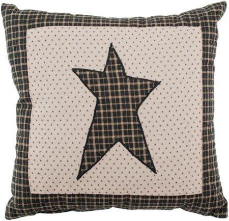 """Kettle Grove 10"""" Star Pillow"""