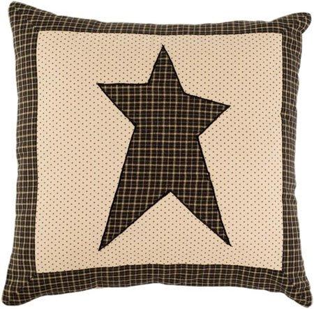 """Kettle Grove 16"""" Star Pillow"""