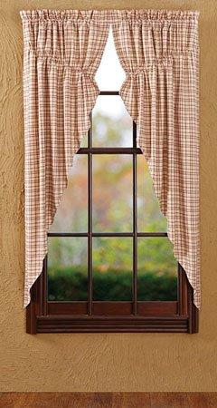 """Tacoma 63"""" Prairie Curtains"""
