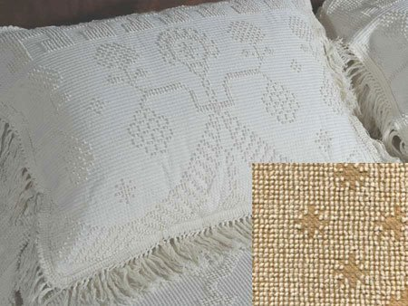 George / Martha Washington Standard Linen Sham
