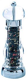 Classic Acrylic Pepper Mill (8 in.)