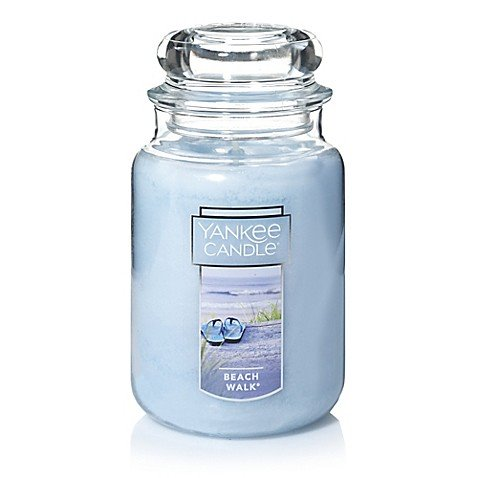 Yankee Candle Beach Walk Large Jar Candle