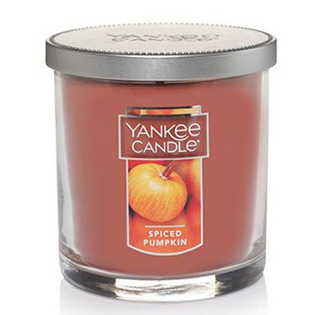 Yankee Candle Spiced Pumpkin Regular Tumbler