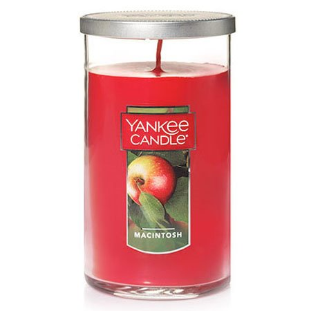 Yankee Candle MacIntosh Medium Perfect Pillar Candle