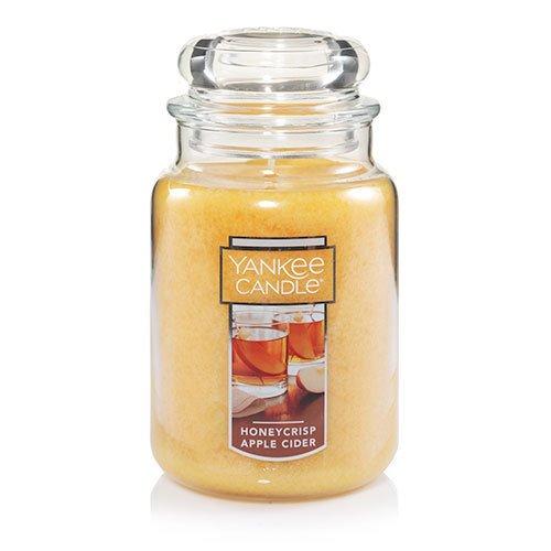 Yankee Candle Honeycrisp Apple Cider Large Jar Candle