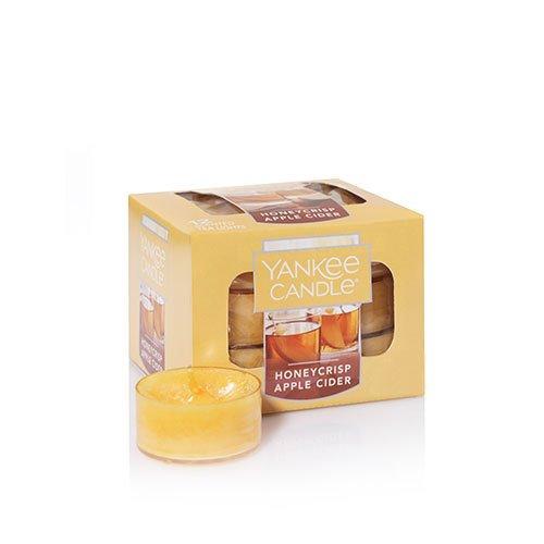 Yankee Candle Honeycrisp Apple Cider Tea Lights