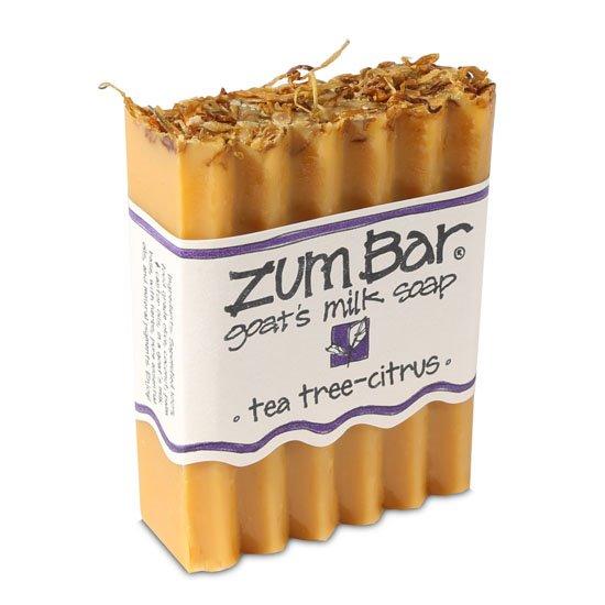 Zum Bar Tea Tree Citrus Soap (3 oz.)