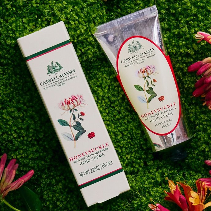 Caswell-Massey Honeysuckle Hand Cream Thumbnail