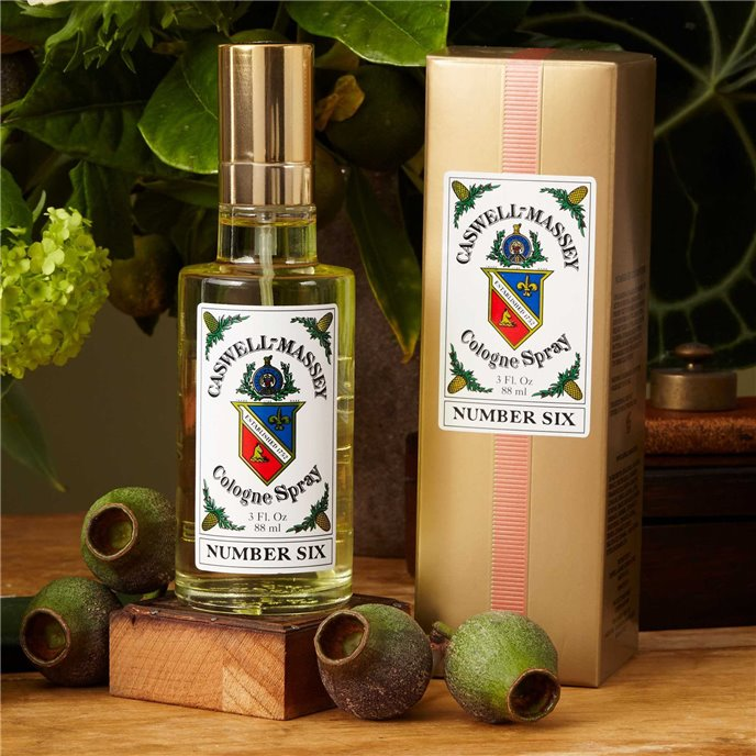 Caswell-Massey Number Six Cologne Spray Thumbnail