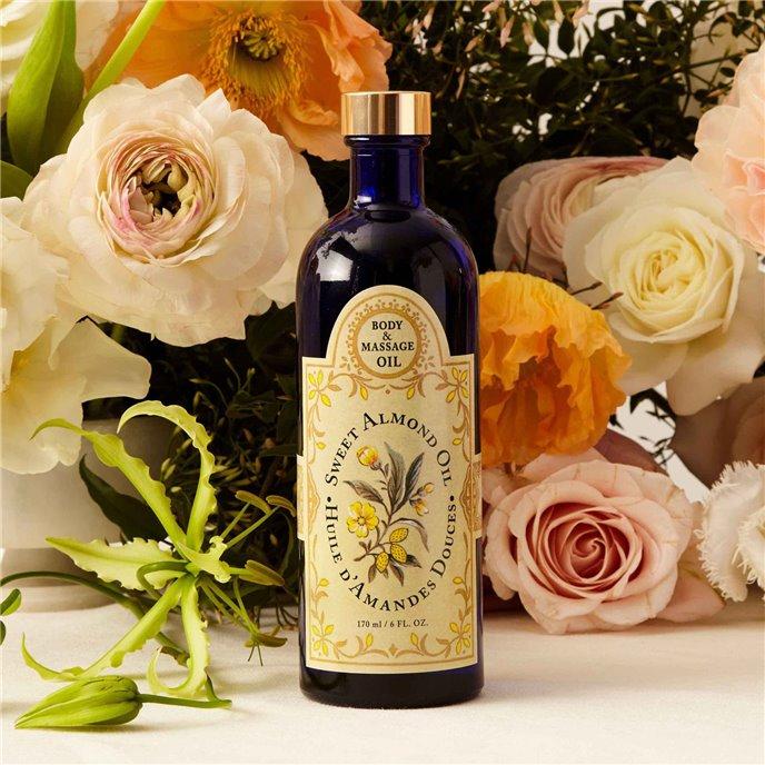 Caswell-Massey Sweet Almond Oil Massage Oil Thumbnail