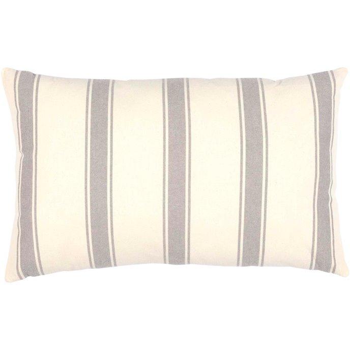 Grace Fabric Pillow 14x22 Thumbnail