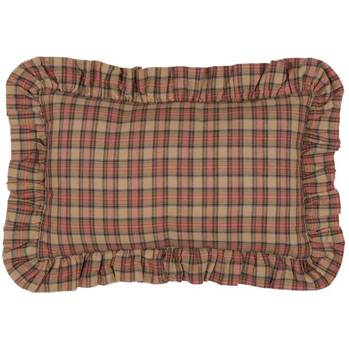 Crosswoods Fabric Pillow 14x22 Thumbnail