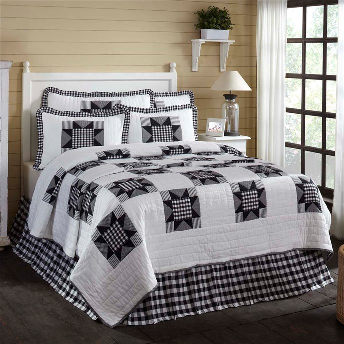 Emmie Luxury King Quilt 105x120 Thumbnail