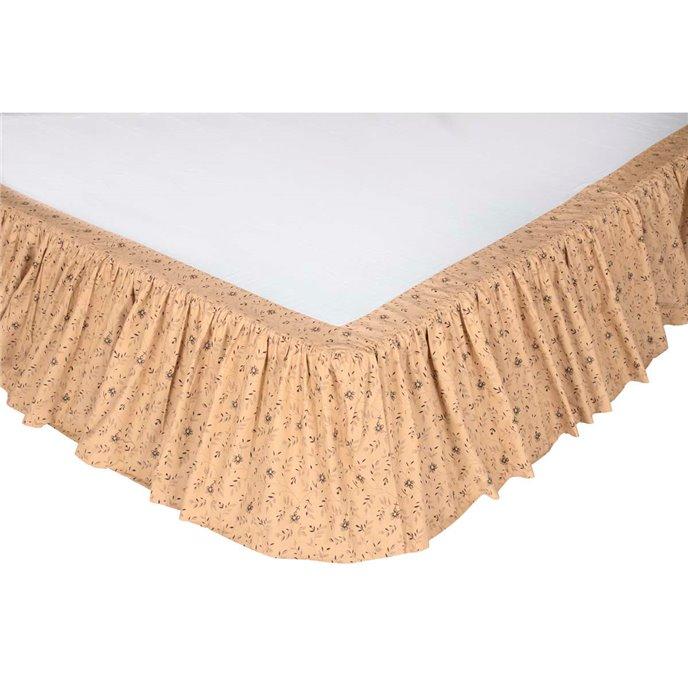 Maisie Twin Bed Skirt 39x76x16 Thumbnail