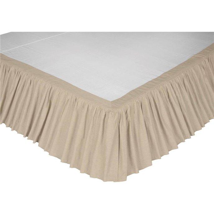 Novak Twin Bed Skirt 39x76x16 Thumbnail
