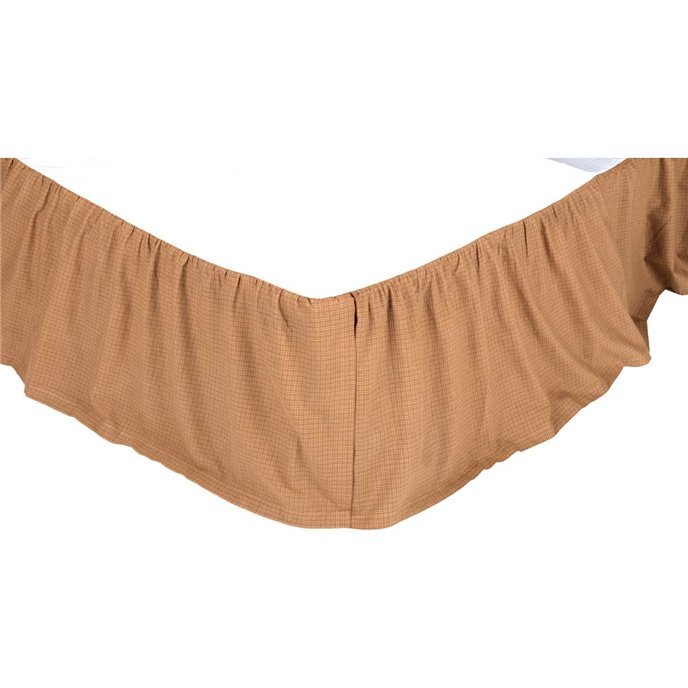 Kindred Star King Bed Skirt 78x80x16 Thumbnail