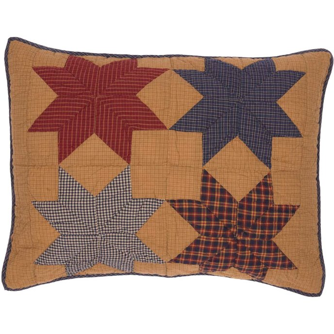 Kindred Star Standard Sham 21x27 Thumbnail