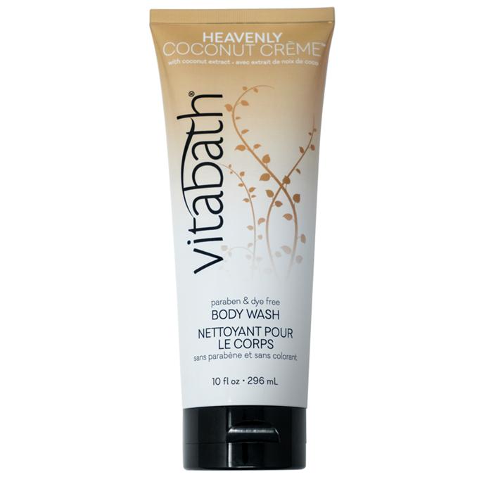 Vitabath Heavenly Coconut Creme Body Wash (10 fl oz) Thumbnail