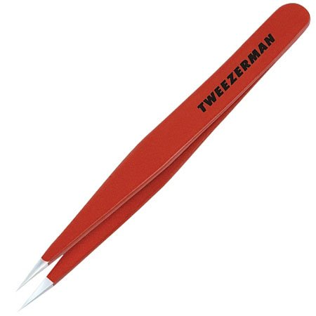 Point Tweezer Red Thumbnail