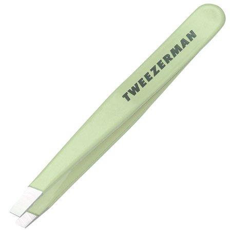 Mini Slant Tweezer Green Tea Thumbnail