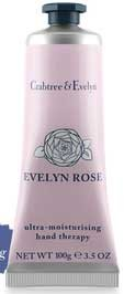 Evelyn Rose Hand Therapy by Crabtree & Evelyn (3.5 fl oz., 100g) Thumbnail