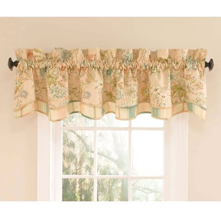 Waverly Cape Coral Window Valance Thumbnail