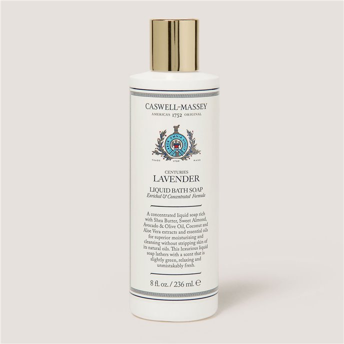 Caswell-Massey Lavender Liquid Bath Soap Thumbnail