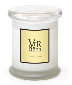 Archipelago Verbena Frosted Jar Candle Thumbnail