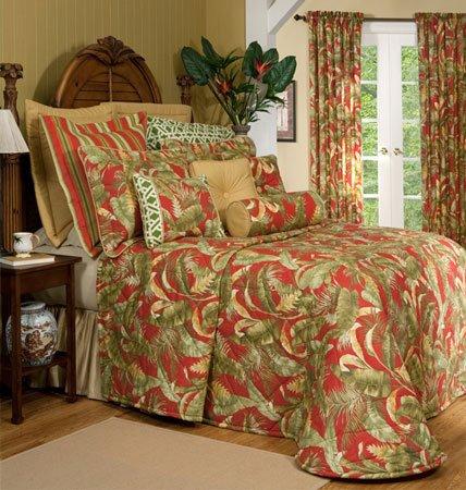 Captiva Queen Thomasville Bedspread Thumbnail