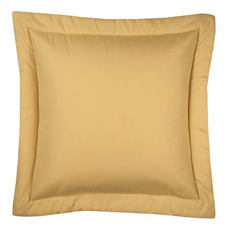 Captiva Solid Gold Euro Sham Thumbnail