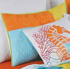 Tropic Escape Standard Sham Thumbnail