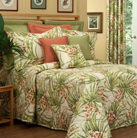Cozumel Cal King Thomasville Bedspread Thumbnail