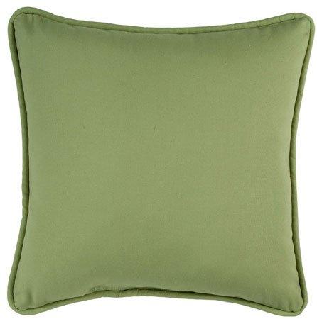 Cozumel Pear Square Pillow Thumbnail